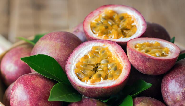 Conoce la fruta de la pasión