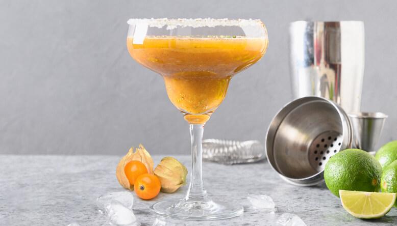 Cocktail Physalis Margarita